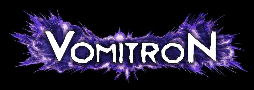 Vomitron - Logo