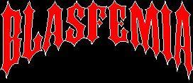 Blasfemia - Logo