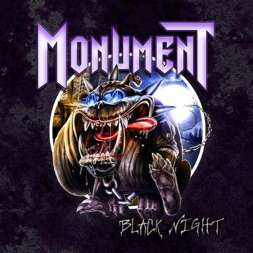 Monument - Black Night