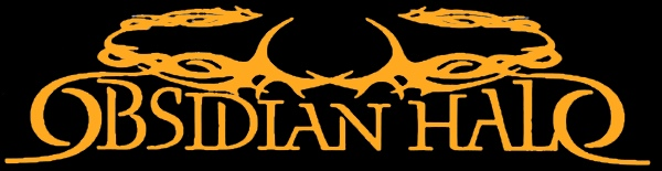 Obsidian Halo - Logo