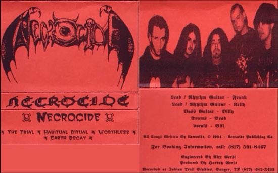Necrocide - Necrocide
