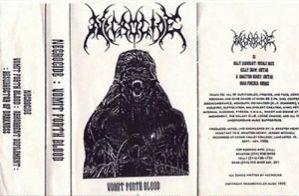 Necrocide - Vomit Forth Blood