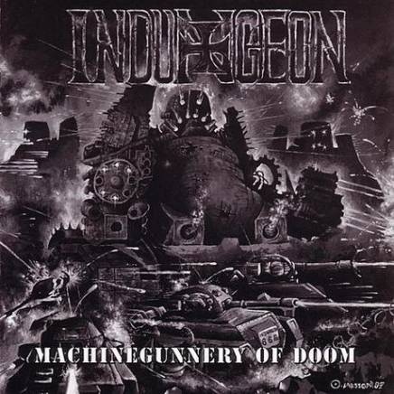 Indungeon - Machinegunnery of Doom