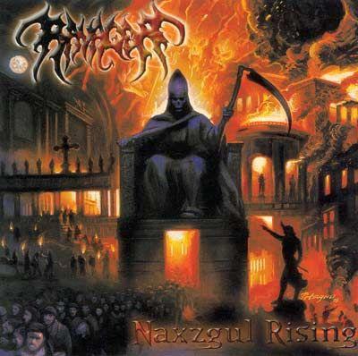 Ravager - Naxzgul Rising