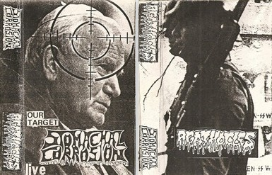 Agathocles - Our Target / Untitled