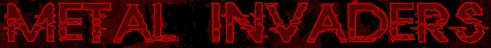 Metal Invaders - Logo