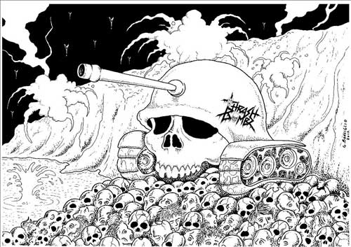 Thrash Bombz - Mission of Blood