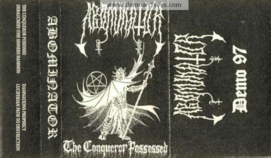 Abominator - The Conqueror Possessed