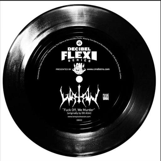 Watain - Fuck Off, We Murder