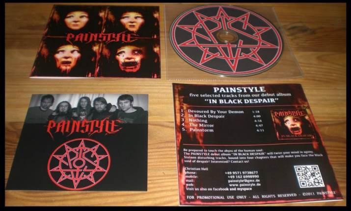 Painstyle - In Black Despair