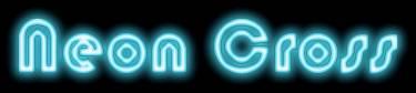 Neon Cross - Logo
