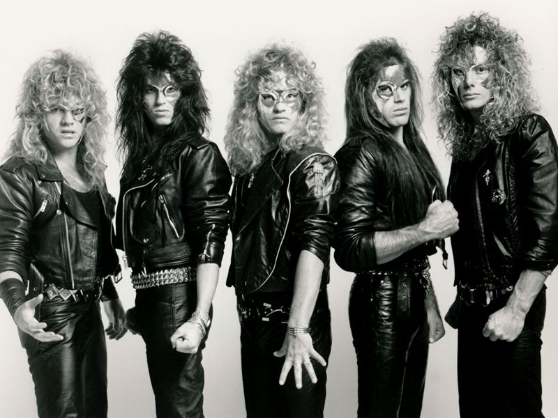Crimson Glory - Photo
