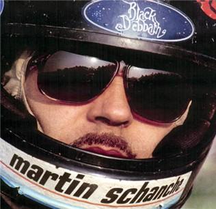 Black Debbath - Martin Schanche