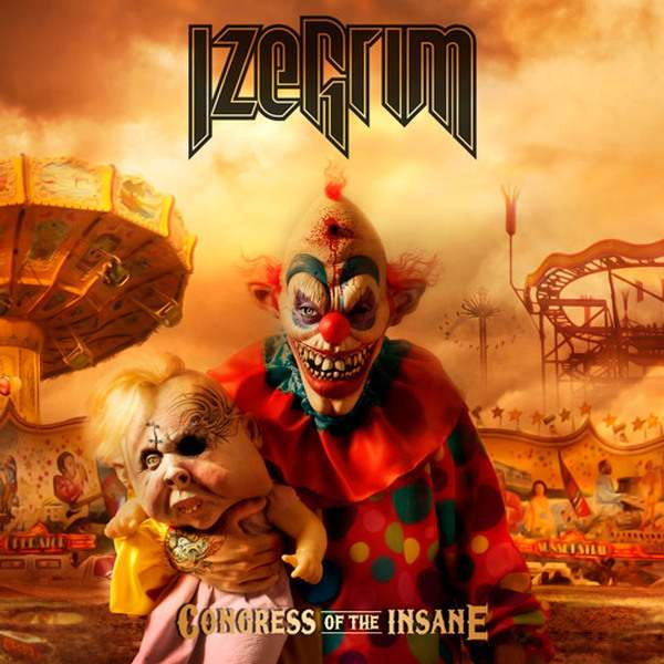 Izegrim - Congress of the Insane