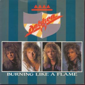 Dokken - Burning like a Flame