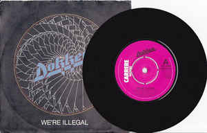 Dokken - We're Illegal