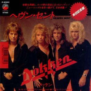 Dokken - Heaven Sent