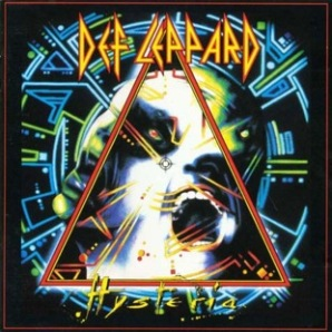 Def Leppard - Hysteria
