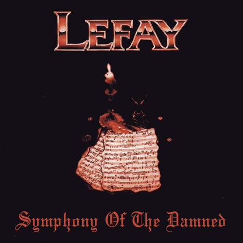 Lefay - Symphony of the Damned