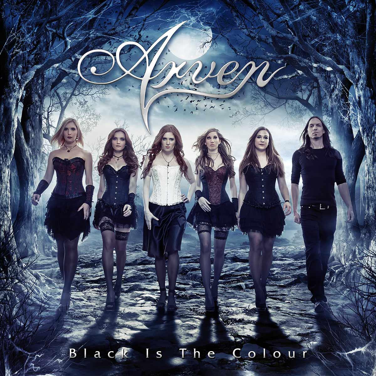 Arven - Black Is the Colour