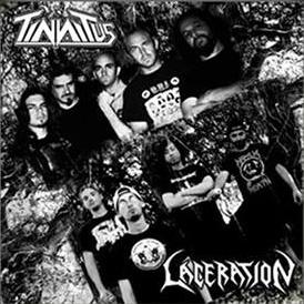 Laceration / Tinnitus - Laceration / Tinnitus 2013 Split