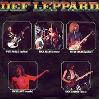 Def Leppard - Wasted / Hello America