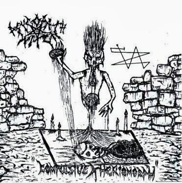Psycopath Witch - Compulsive Theriomorph