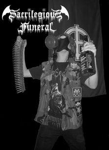Sacrilegious Funeral - Tenebris Daemonum