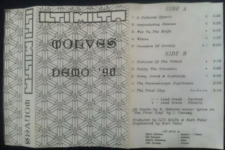 Ilti Milta - Wolves