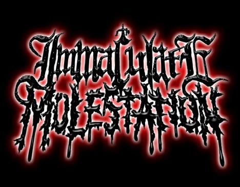 Immaculate Molestation - Logo