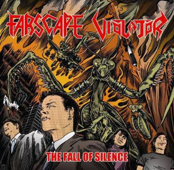 Violator / Farscape - The Fall of Silence