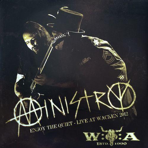 Ministry - Enjoy the Quiet - Live at Wacken 2012
