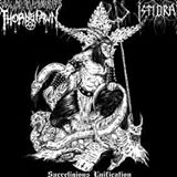 Thornspawn / Istidraj - Sacrilegious Unification Spawn of Abominable Darkness & Hate