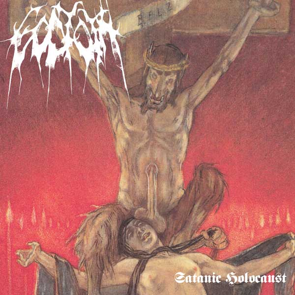 Godtoth - Satanic Holocaust