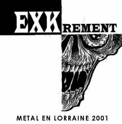 Exkrement - Metal en Lorraine 2001