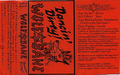 Wolfsbane - Dancin' Dirty