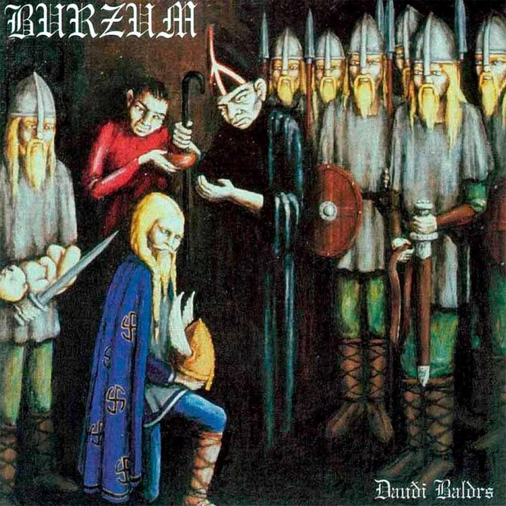 Burzum - Dauði Baldrs