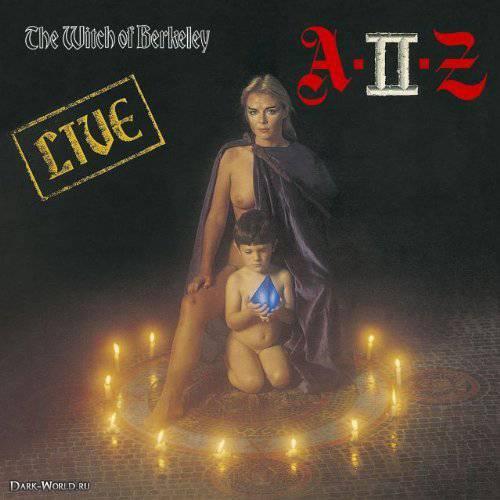 A-II-Z - The Witch of Berkeley