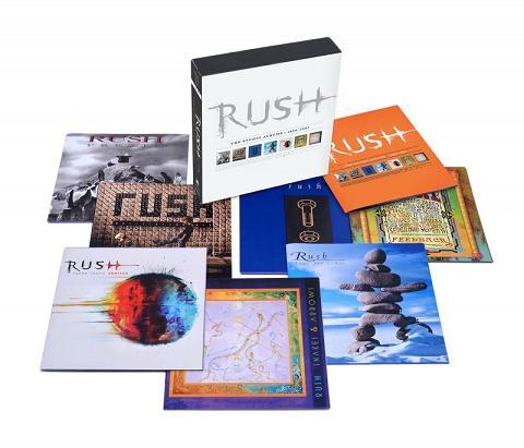 Rush - The Studio Albums 1989-2007