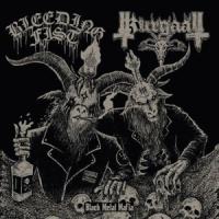 Bleeding Fist / Kurgaall - Black Metal Mafia