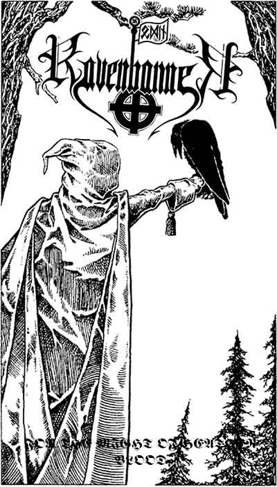 Ravenbanner - For the Might of Heathen Blood