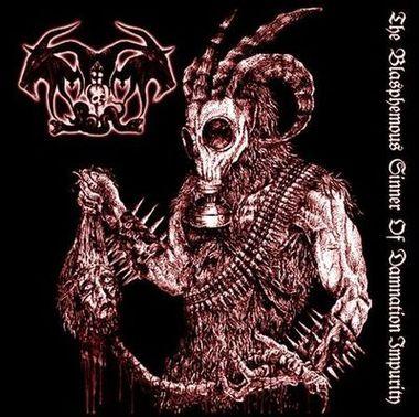 Impaler of Pest - The Blasphemous Sinner of Damnation Impurity