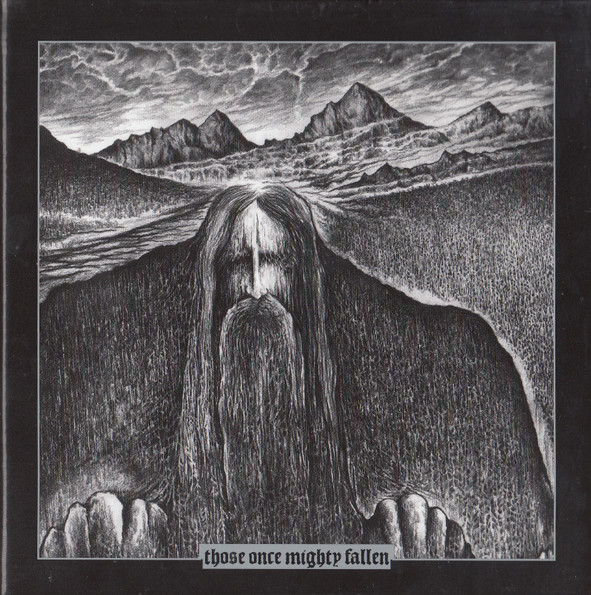 <br />Ildjarn / Hate Forest - Those Once Mighty Fallen