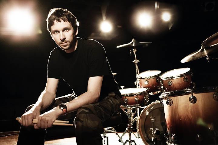 Felices 50 Mike Portnoy ex baterista de Dream Theater