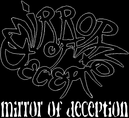 Mirror of Deception - Logo
