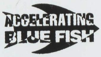 Accelerating Blue Fish