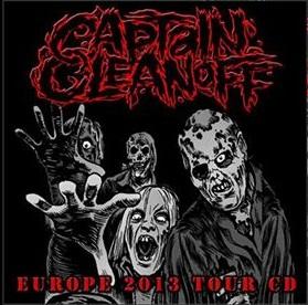 Captain Cleanoff - Europe 2013 Tour CD