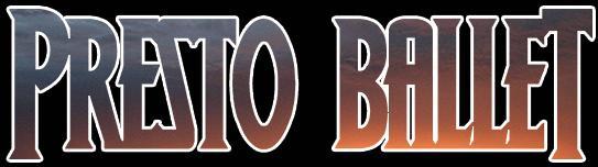 Presto Ballet - Logo