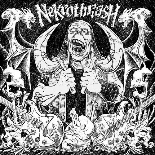 Deathhammer / Nekromantheon / Töxik Death / Carniwhöre - Nekrothrash