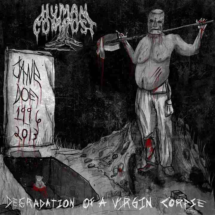 Human Compost - Degradation of a Virgin Corpse